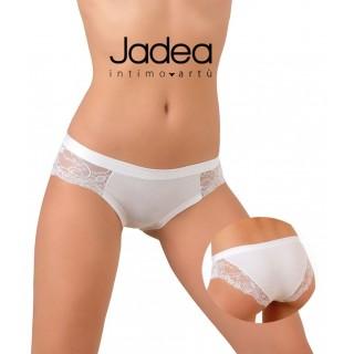 Jadea Slip donna vita bassa cotone e pizzo ART.520