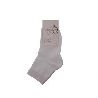 Nigra Baby calzino (mini calza) in cotone elasticizzato tinta unica ART.MARCO C