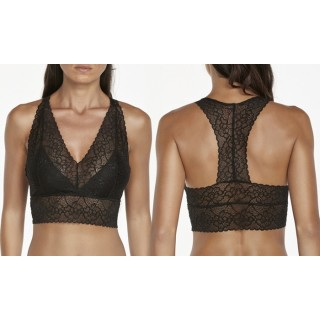 Pierre Cardin bralette spalla larga in lace ART.GARDENIA